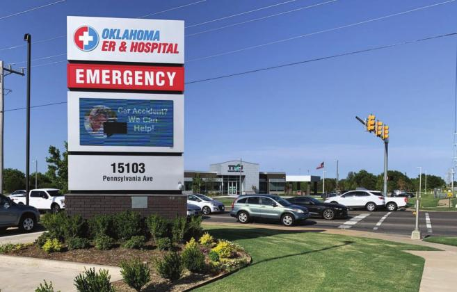 Congressional Investigators Looking Into Two Oklahoma Hospitals