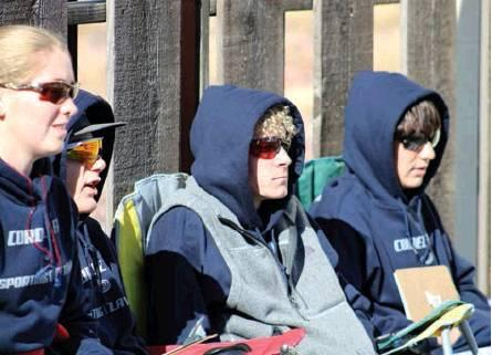Cordell FFA Sporting Clays Team Competes At State