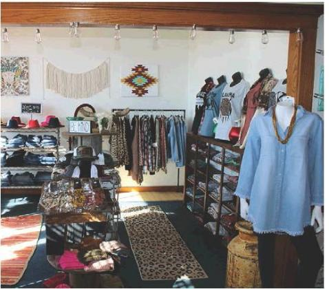 New Boutique Opens On The Square In Cordell