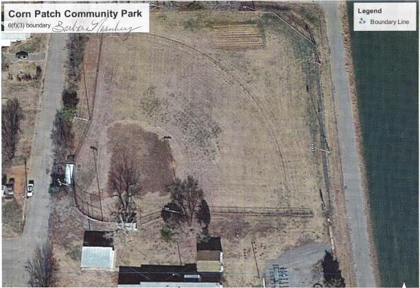 Corn Patch Provides Multi-Use Open Space For Recreation