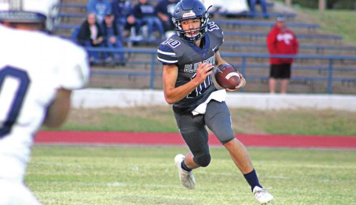 Kuehne credits parents for his success on and off field