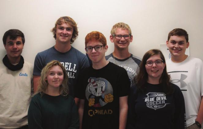 High School Academic Team